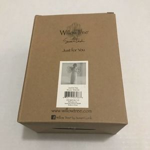 Willow Tree Just For You Thank You Angel, NIB, NWT